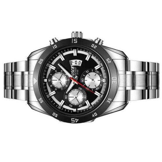 BOSCK นาฬิกาข้อมือ รุ่น BO3153-BK