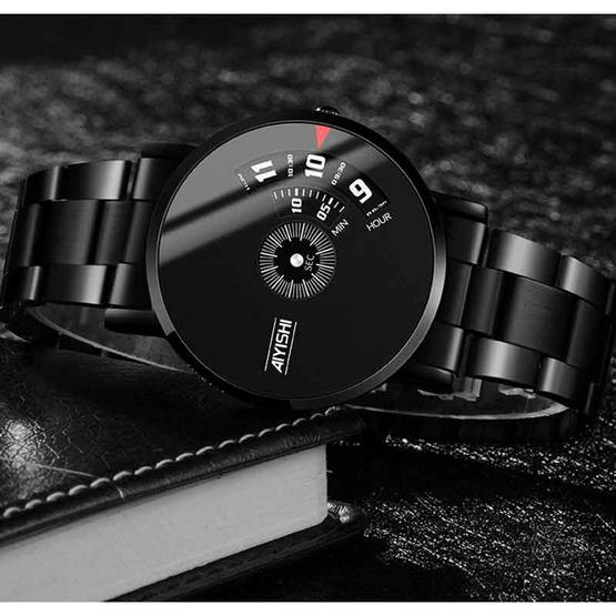 AIYISHI นาฬิกาข้อมือ รุ่น AY1620-BK