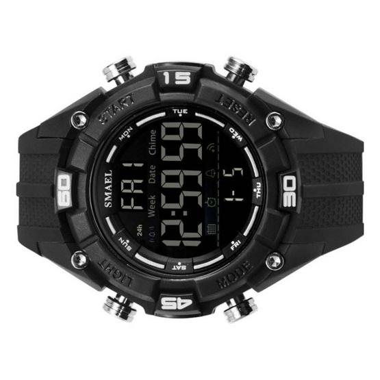 SMAEL นาฬิกาข้อมือ รุ่น SM1352-BK/SI