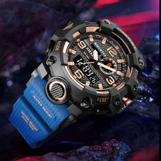 SMAEL นาฬิกาข้อมือ รุ่น SM8035-BL/BG