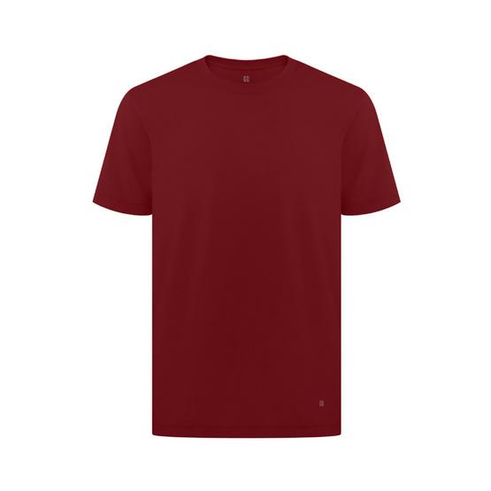 GQ เสื้อยืดสีแดง
