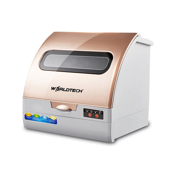 Worldtech เครื่องล้างจานอัจฉริยะ รุ่น WT-DW6S1000