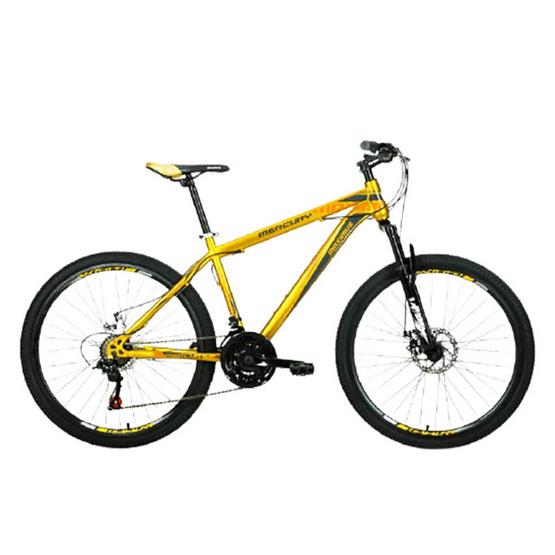 Maximus จักรยานเสือภูเขา รุ่น MERCURY 24 สปีด ล้อ 26 นิ้ว ดิสเบรคหน้า-หลัง GD/BK