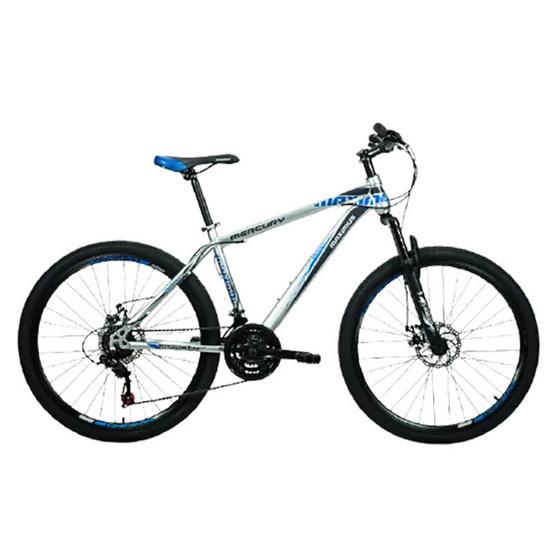 Maximus จักรยานเสือภูเขา รุ่น MERCURY 24 สปีด ล้อ 26 นิ้ว ดิสเบรคหน้า-หลัง SV/BL