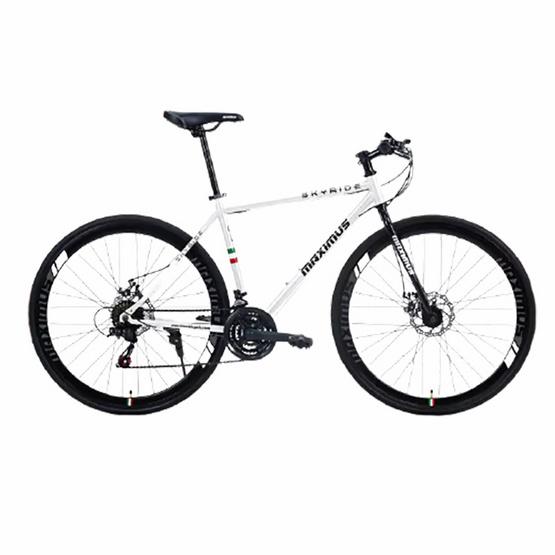 Maximus จักรยานไฮบริด รุ่น SKYRIDE TX 21 สปีด IR