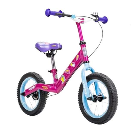 TIGER จักรยานขาไถ ฝึกพัฒนาการก่อนปั่น รุ่น Balance Bike PK