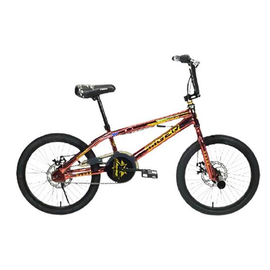 TIGER จักรยานบีเอ็มเอ็กซ์ คอหมุนได้ 360 องศา รุ่น RIPPER BMX 20 RD/GD
