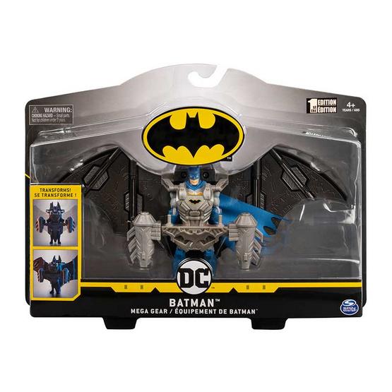 Batman ฟิกเกอร์เพลย์เซ็ต BATMAN 4 นิ้ว