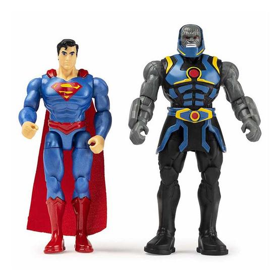 Batman ฟิกเกอร์ Superman มาคู่กับ Darkseid