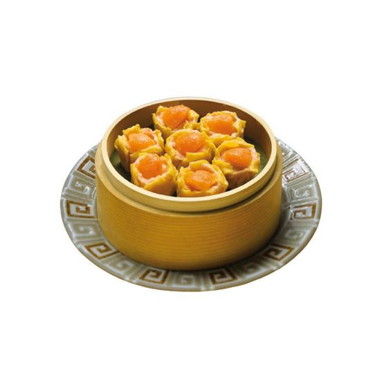 เจดดราก้อน ขนมจีบกุ้งไข่เค็ม 240 กรัม (15 ชิ้น/แพ็ก)