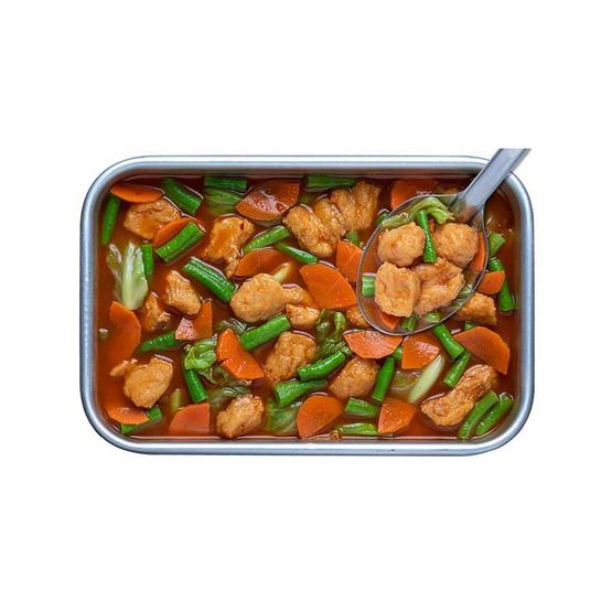 เดลี่ไทย แกงส้มผักรวมปลาดอร์ลี่แช่แข็ง 1000 กรัม