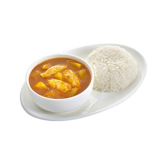 เอเอ ข้าวแกงเหลืองปลาและสัปปะรดแช่แข็ง 240 กรัม