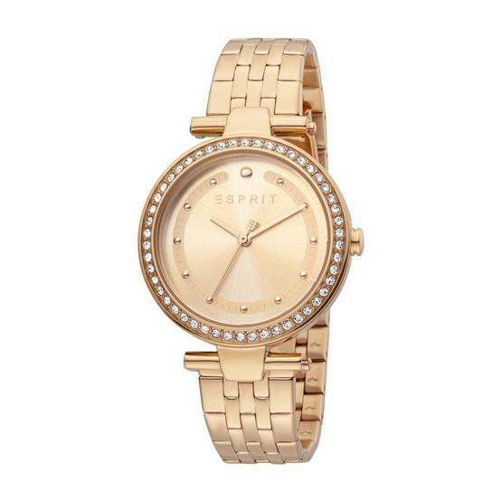 ESPRIT นาฬิกาข้อมือ รุ่น Rose gold FINE ES1L153M0075 Watch