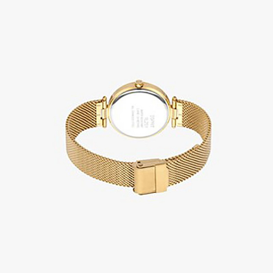 ESPRIT นาฬิกาข้อมือ รุ่น Gold mesh ES1L251M0055