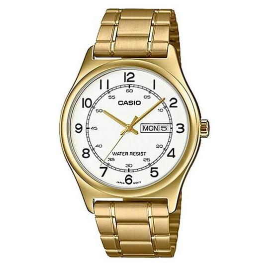Casio นาฬิกาข้อมือ รุ่น MTP-V006G-7BUDF