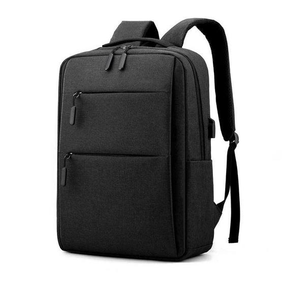 Fancybag กระเป๋าเป้ Nylon สีดำ