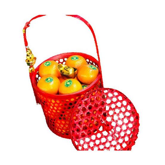กระเช้าส้มไต้หวันมงคล