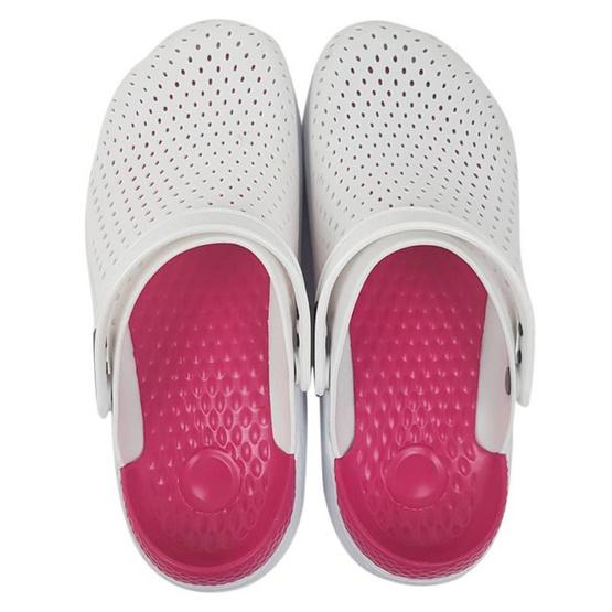 CHARLED รองเท้า รุ่น RW1801-GY1339 0.3 GY13 เทา/ชมพู