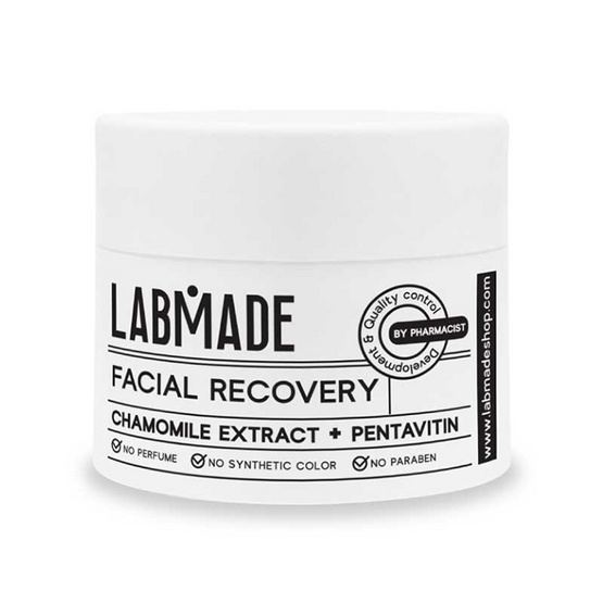 LABMADE ครีม FACIAL RECOVERY 15g กรัม