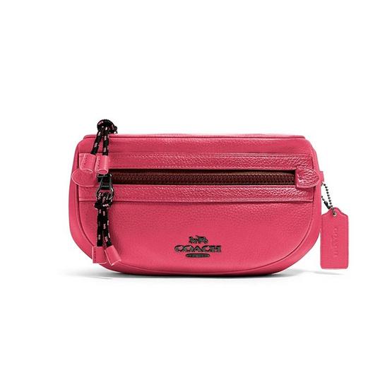 COACH 84230 VALE BELT BAG (QBDKP)