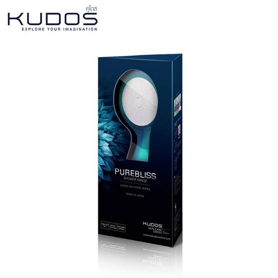 KUDOS ฝักบัวเฉพาะหัวพร้อมฟิวเตอร์ Purebliss รุ่น K-SH80B6