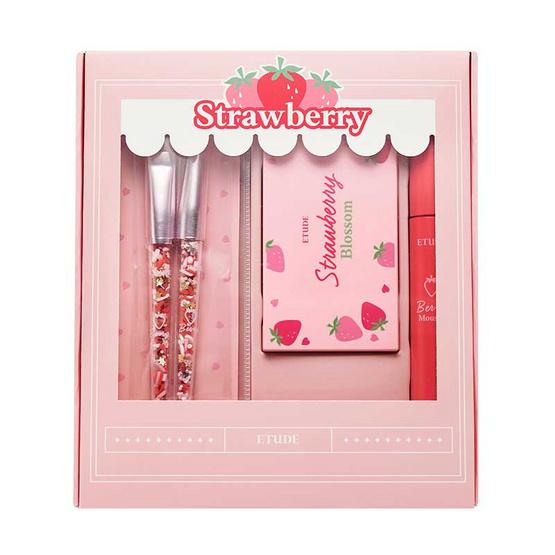 Etude ชุดเซ็ต Strawberry Blossom Set