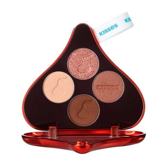 Etude อายแชโดว์พาเลท HERSHEY'S KISSES Big Kit #3 DARK CHOCOLATE
