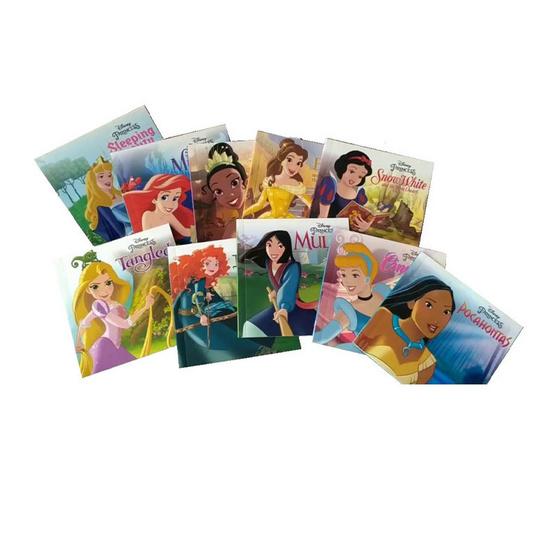 Disney Princess Mixed My Little pony Library
