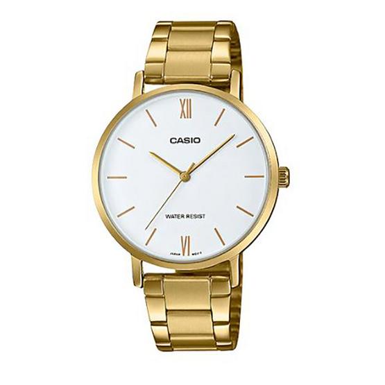 Casio นาฬิกาข้อมือ รุ่น LTP-VT01G-7B