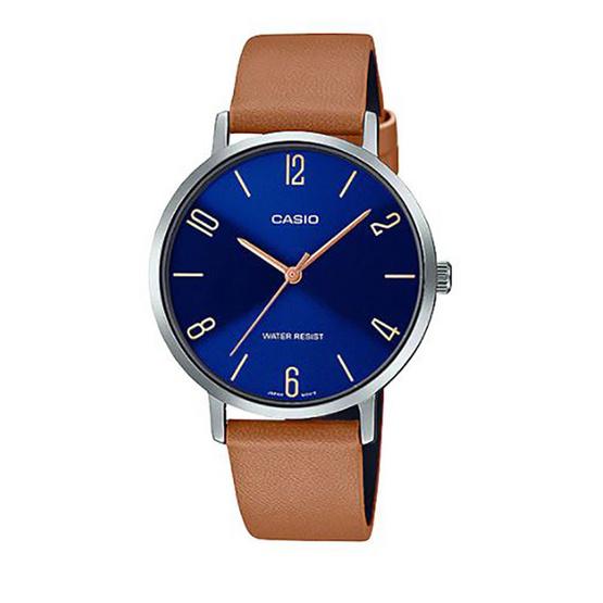 Casio นาฬิกาข้อมือ รุ่น LTP-VT01L-2B2
