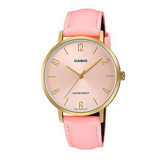 Casio นาฬิกาข้อมือ รุ่น LTP-VT01GL-4B