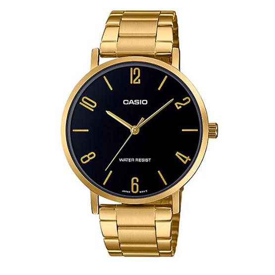 Casio นาฬิกาข้อมือ รุ่น MTP-VT01G-1B2