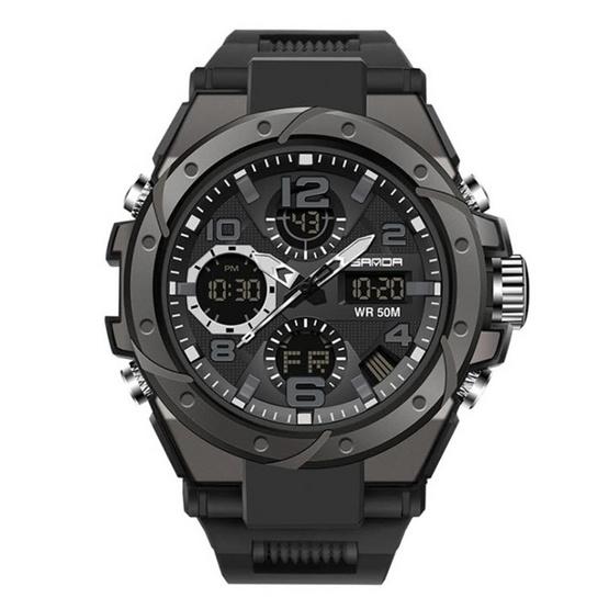 SANDA นาฬิกาข้อมือ รุ่น SW6008-BK