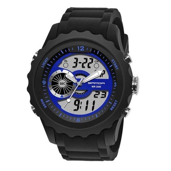 SANDA นาฬิกาข้อมือ รุ่น SW769-BK/BL