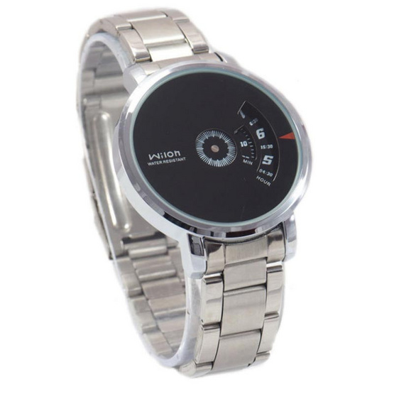 WILON นาฬิกาข้อมือ รุ่น WL938-SI/BK
