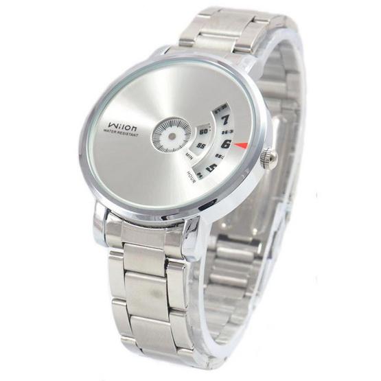WILON นาฬิกาข้อมือ รุ่น WL938-SI/WH