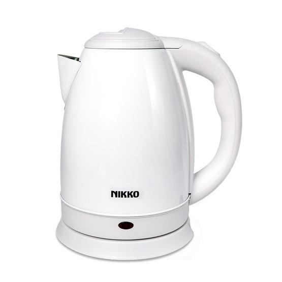 Nikko เดลี่ไลฟ์ กาต้มน้ำไฟฟ้า 1.8 ลิตร รุ่น NKEK-DL18W