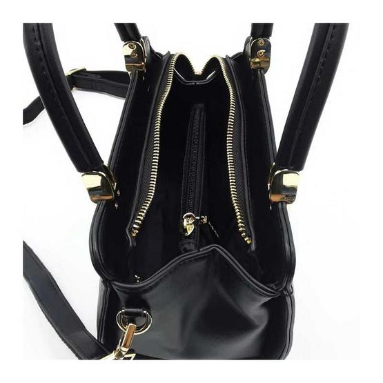Mayfine กระเป๋าถือ สีดำ
