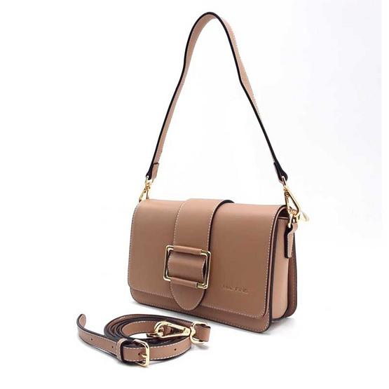 Mayfine กระเป๋าถือ สีเบจ