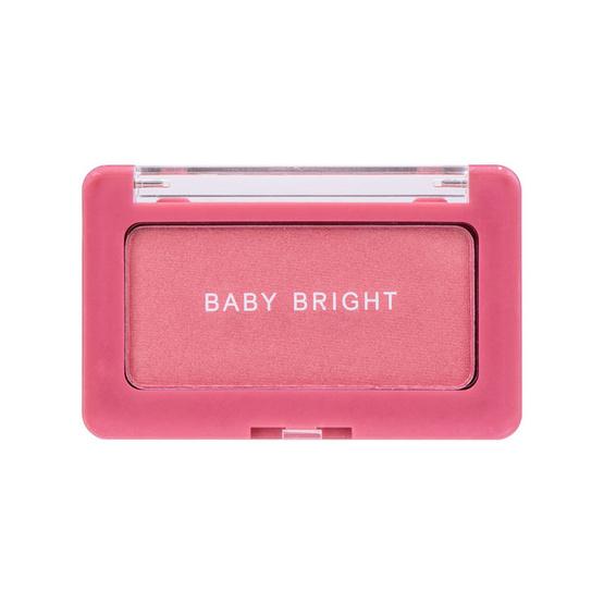 Baby Bright เฟสไชน์บลัชเชอร์ 4.5 กรัม #02 เชอร์รี่บลอสซั่ม