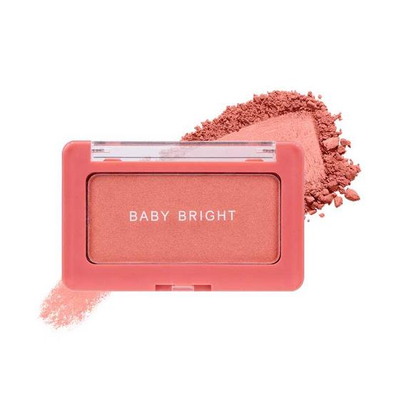 Baby Bright เฟสไชน์บลัชเชอร์ 4.5 กรัม #04 เบบี้พีช