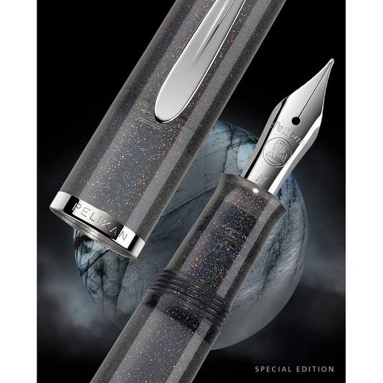 Pelikan Gift Box Set ปากกาหมึกซึม M205 Moonstone + Edelstein Ink
