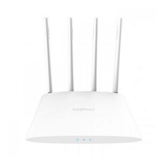 AIRPHO รุ่น AR-W410 AC1200 Wireless Dual Band Gigabit Router