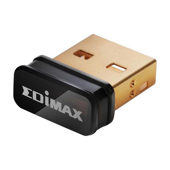 Edimax รุ่น EW-7811UN V2 N150 Wi-Fi 4 Nano USB Adapter