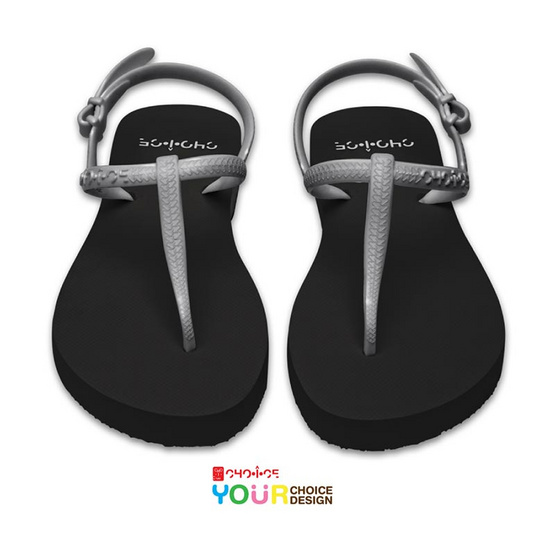 CHO-I-CE Slingback รองเท้าแตะรัดส้น รุ่น SB BS