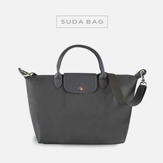 Suda กระเป๋าสะพาย LC33 เทา