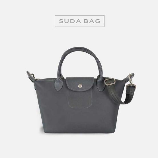 Suda กระเป๋าสุดา LC24 เทา