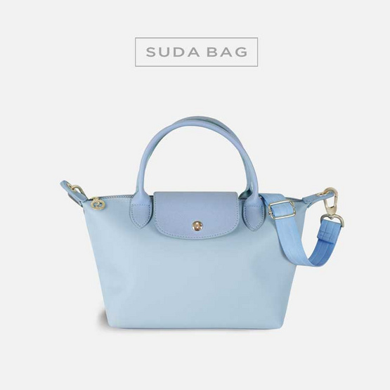 Suda กระเป๋าสุดา LC24 ฟ้าอ่อน