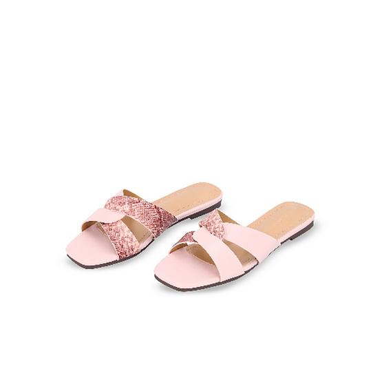 MARIA PIA รองเท้า FLAT SANDALS M56-20462-PIN