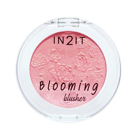 IN2IT บลัชออน Blooming Blusher #BMH01 snowdrop